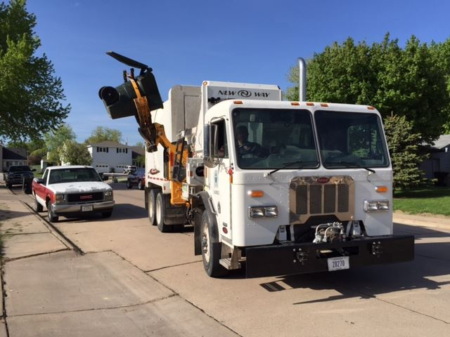 Residential Sanitation Pick Up