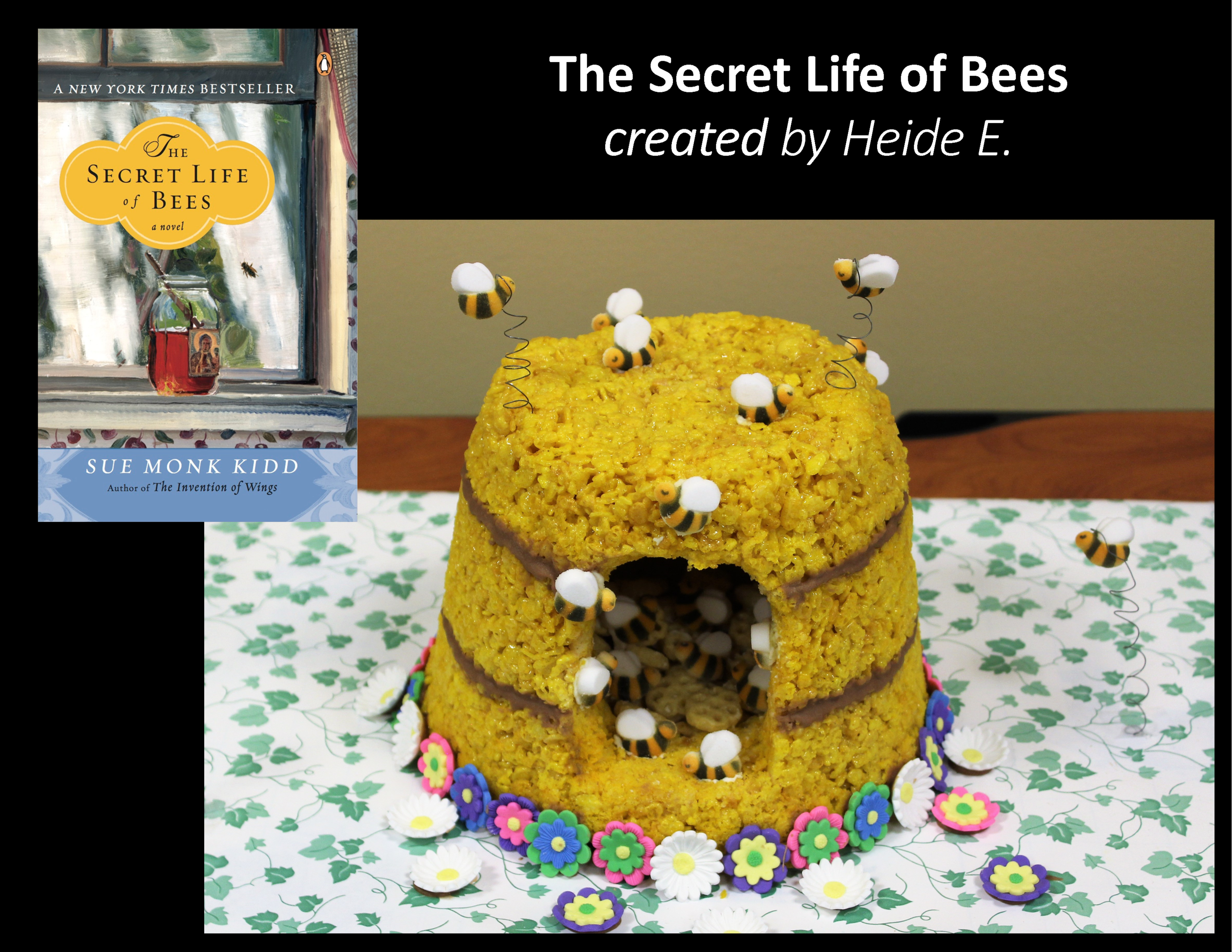 A3 Secret Life of Bees
