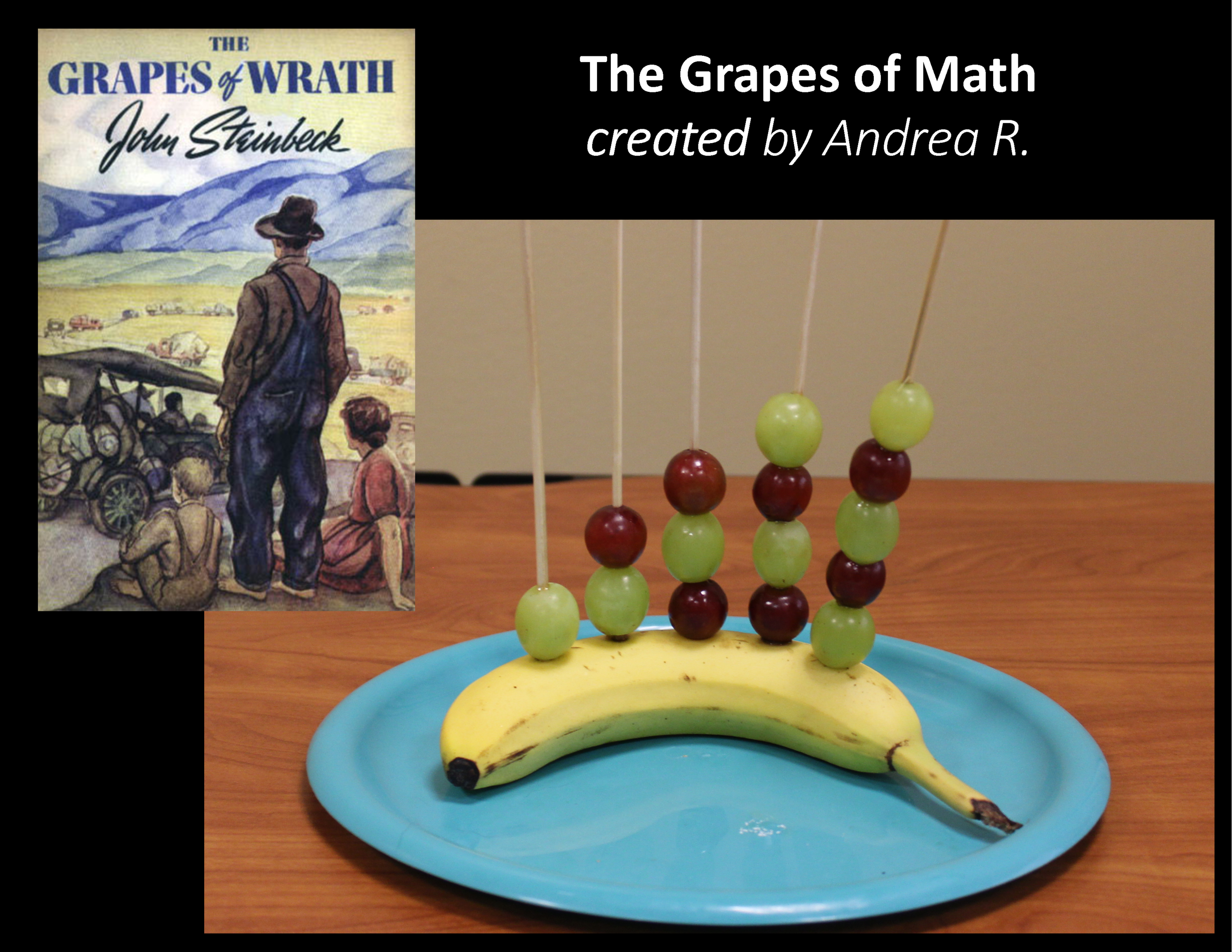 A4 Grapes of Wrath