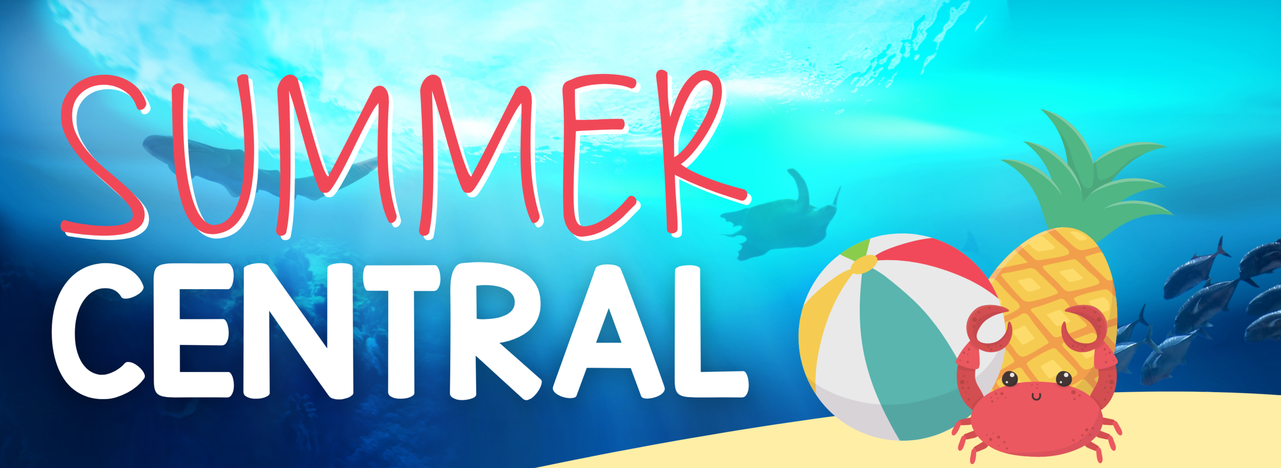 Header for Summer Central