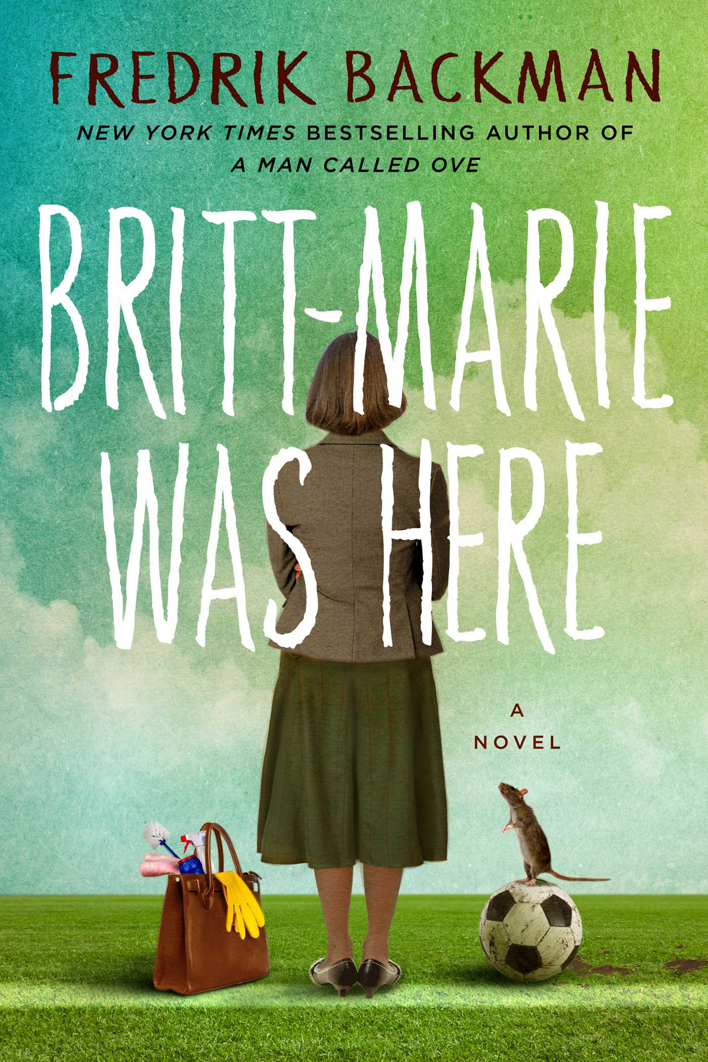 Britt-Marie Was Here ~ Backman